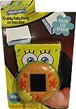 SpongeBob SquarePants Krabby Patty Party LCD Video Game