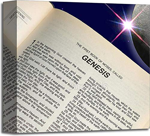 GenesisギャラリーWrappedキャンバスアート 12in. x 12in. B073WM2N7F  12in. x 12in.