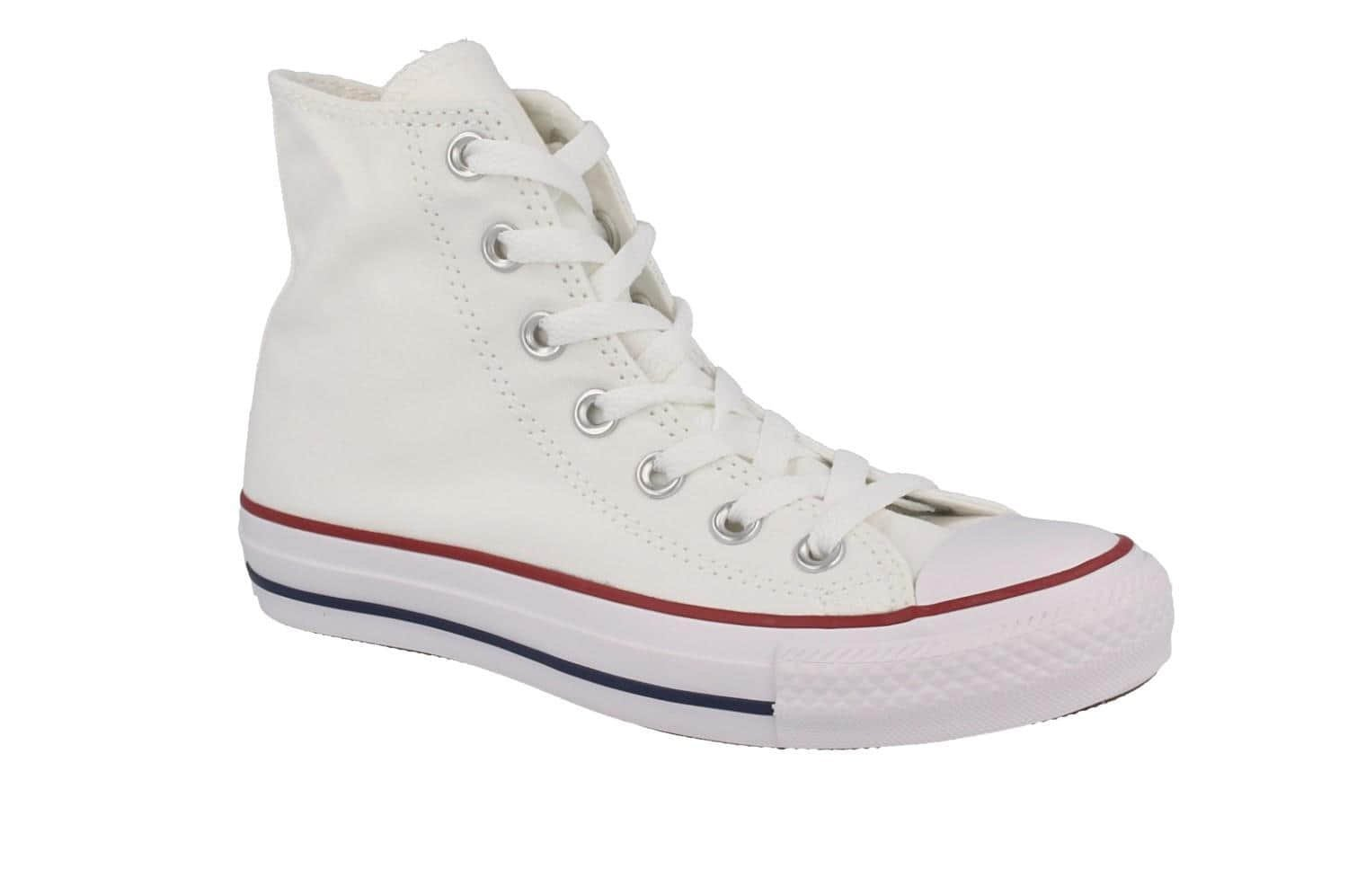 Converse Unisex Chuck Taylor All-Star High-Top Casual Sneakers in Classic Style and Color and Durable Canvas Uppers B00BD2686Y 7 D(M) US|Unbleached White