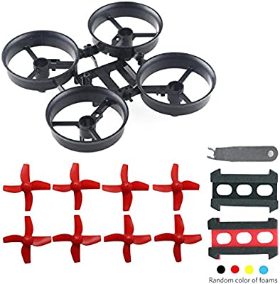 FancyWhoop Mini Quadcopter Frame Kit with Props Removal Tool for ...