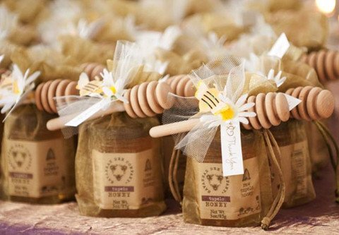 100 4'' Honey Dippers for Favors or Resale