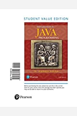Introduction to Java Programming, Brief Version, Student Value Edition (11th Edition) Loose Leaf