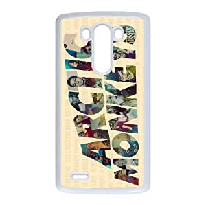 Arctic Monkeys LG G3 Cell Phone Case White&Phone Accessory STC_030039