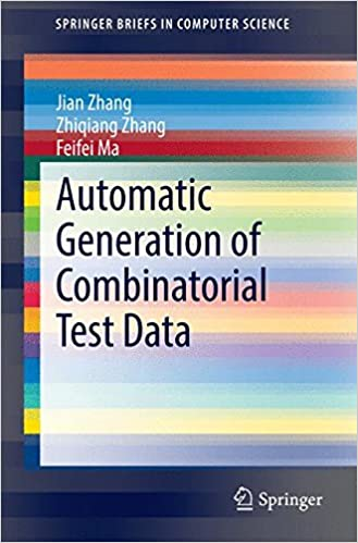 Automatic Generation of Combinatorial Test Data (SpringerBriefs in Computer Science)