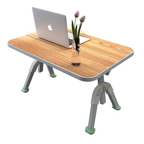 Mesa de la Cama del Soporte del Ordenador Portátil, Escritorio Plegable Mesa de la Computadora