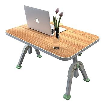 Amazon.com: DQMSB - Mesa de ordenador portátil plegable ...