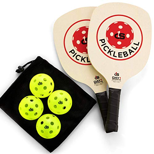 Pickleball Paddle Starter Set