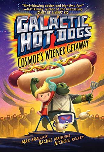 Galactic Hot Dogs 1  Cosmoes Wiener Getaway