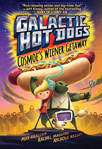 Galactic Hot Dogs Cosmoes Getaway ebook product image