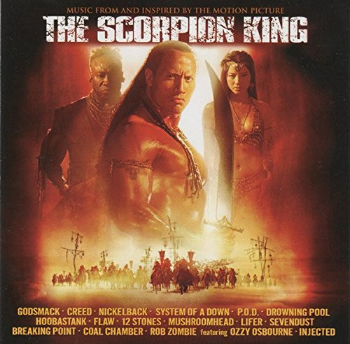 Creed - The Scorpion King Music From And Inspired By Motion Picture Cd - Lyrics2You