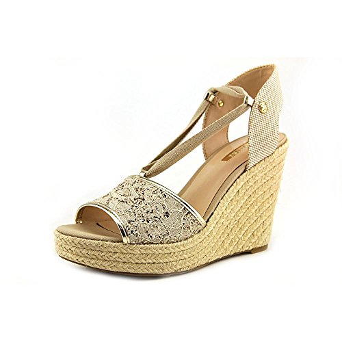 Guess Eylyna Women Gold Wedge