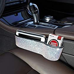 Bling Crystal Car Seat Catcher