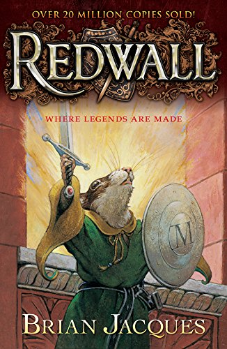 Redwall by [Jacques, Brian]
