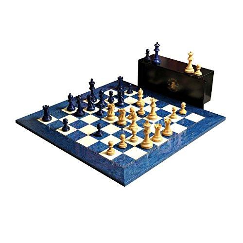 (The Grandmaster Chess Set, Box, Board Combination - 4