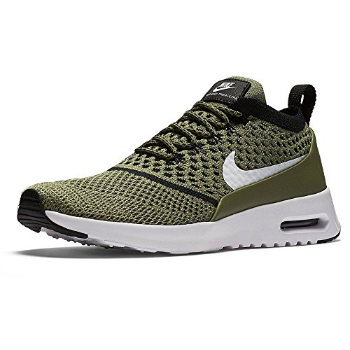 3b4eb66f9b Galleon - NIKE Women's W Air Max Thea Ultra FK, Palm Green/White-Black, 7 US