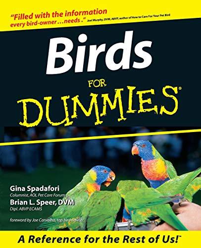 Birds For Dummies ()