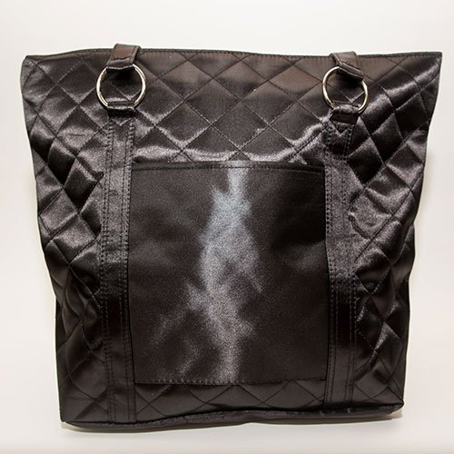 Spectra Baby USA - Breast Pump Tote Bag, Black - for Travel, Storage, and Work - Fits Most Breast Pumps and Accessories