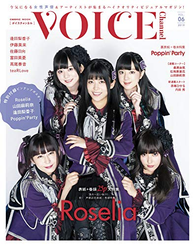 VOICE Channel Vol.6 画像 A