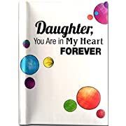 Little Keepsake Book: Daughter, You Are in My Heart Forever, 3  x 4