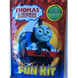 Thomas Train and Friends Party and Travel Activity Fun Kit