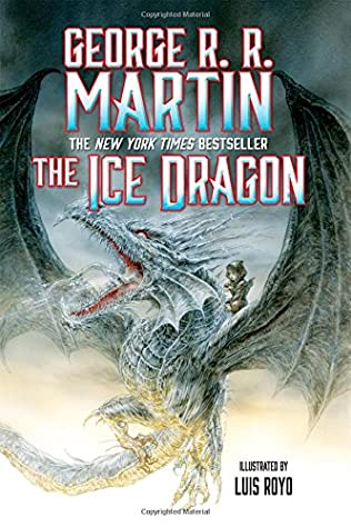 book cover of The Ice Dragon