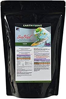 HydroOrganics HOH38083 Earth Juice Seablast 17-8-17 Grow , 5-Pound