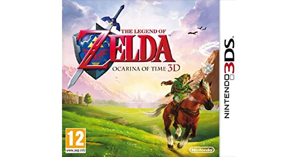 The Legend of Zelda-Ocarina of Time(3ds): Amazon.es: Videojuegos