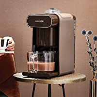 [Joyoung DJ10U-K1] Fully Automatic and Self Cleaning Soy Milk Maker (Milk White)