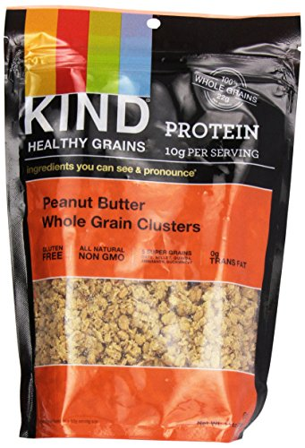 Peanut Butter Whole Grain Clusters, 11 oz ()