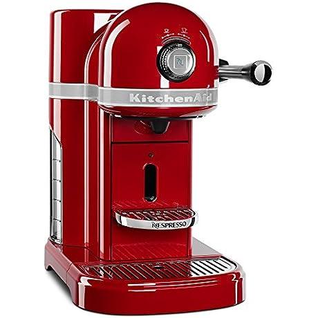KitchenAid KES0503ER Nespresso Empire Red