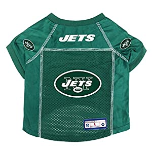 NFL New York Jets Pet Jersey, Medium