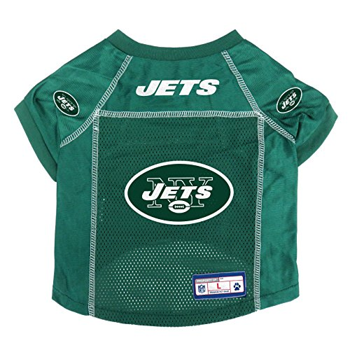 NFL New York Jets Pet Jersey, Small