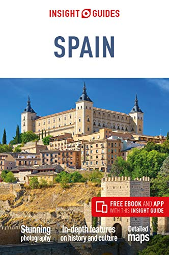 Insight Guides Spain (Travel Guide with Free eBook) (Eastern And Southern Europe Travel Guides Collection)