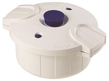 POS. 239557 mwp1 microondas olla a presión extremo sabor blanco ...