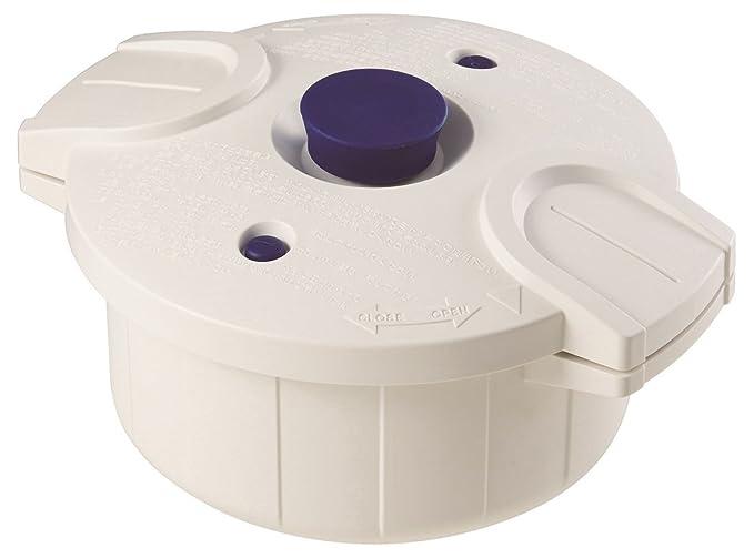 239557 mwp1 microondas olla a presión extremo sabor blanco: Amazon.es
