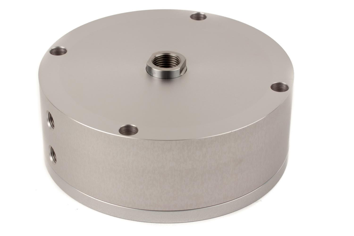 "Fabco-Air AA-1221-X Original Pancake Cylinder, Double Acting, Maximum Pressure of 250 PSI, 4"" Bore Diameter x 1/2"" Stroke"