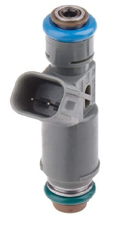 Amazon com: Single OEM Re-manufactured Denso Fuel Injectors for 2005