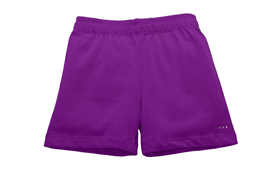 Uniform Shorts for Playground Modesty Sparkle Farms Girls Under Dress Skirt
