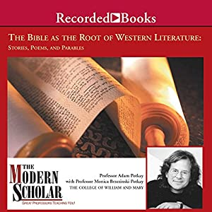 The Bible and the Roots of Western Literature Lecture