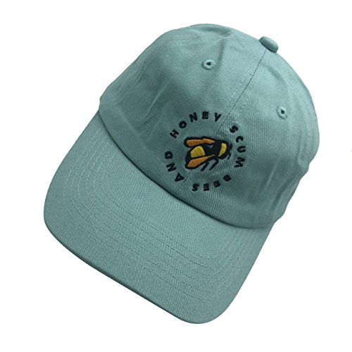 6005e2fb Golf Wang Baseball Cap Bee Embroidered Dad Hats Adjustable Snapback Cotton  Hat Unisex (Green). by chen guoqiang