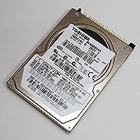 Toshiba MK6026GAX 60GB 5400 RPM 16MB Buffer ATA/IDE-100 Ultra 44-pin 9.5mm 2.5 Inch Slimline Hard Drive. , New Item