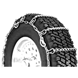 Security Chain Company QG2229CAM Quik Grip Light Truck Type CAM LSH Tire Traction Chain, Set of 2