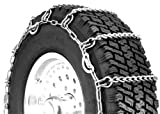 Search : Security Chain Company QG2228CAM Quik Grip Light Truck CAM LSH Tire Traction Chain - Set of 2
