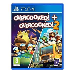 Overcooked! + Overcooked! 2 PS4 Game