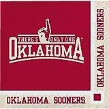 Oklahoma Sooners Beverage Napkins, 20-Count