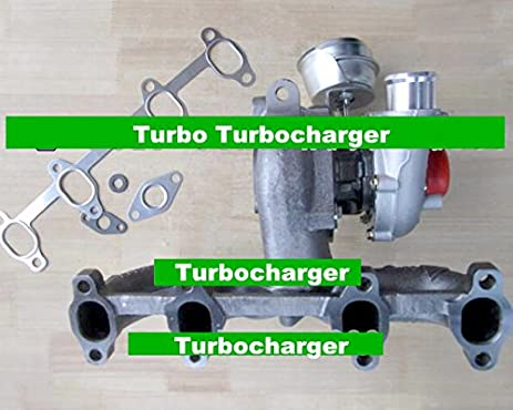 GOWE Turbo Turbocharger for GT1749V 713672 713672-5005S Turbo Turbocharger For Audi A3;Seat