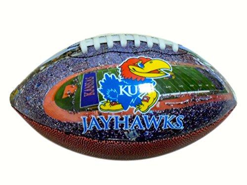 Kansas University KU Jayhawks High Definition Photo Football