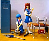 Sega Evangelion Collection Figure cleaning time all two Review and Comparison