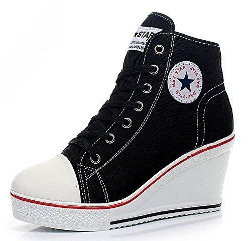 Sneaker Padgene Nero Padgene nero Donna Sneaker wE0UrqE1