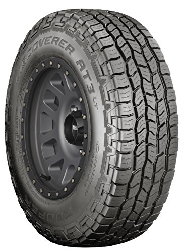 Cooper Discoverer A/T3 LT All- Terrain Radial Tire-LT215/85R16 115R 10-ply